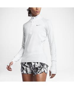 Nike | Беговая Футболка С Длинным Рукавом И Половинной Молнией Sphere