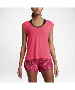 Nike | Женская Беговая Футболка Breathe