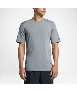 Nike | Мужская Баскетбольная Футболка С Коротким Рукавом Elite