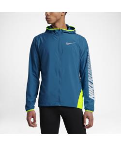 Nike | Мужская Беговая Куртка City