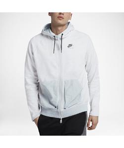 Nike | Мужская Худи С Полноразмерной Молнией International