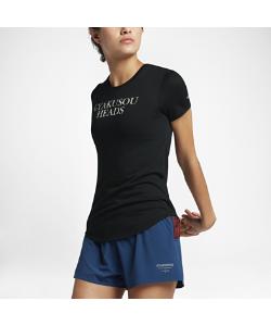 Nike | Женская Футболка Nikelab Gyakusou Heads Dri-Fit