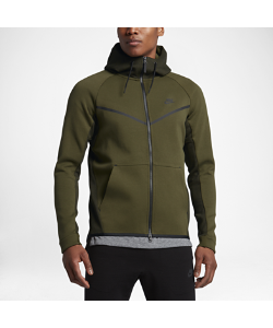 Nike | Куртка С Принтом Tech Fleece Windrunner
