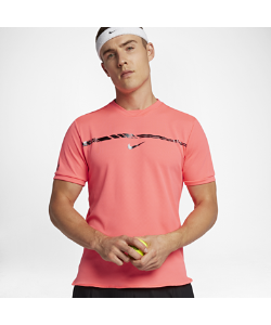 Nike | Теннисная Футболка Nikecourt Aeroreact Rafael Nadal Challenger