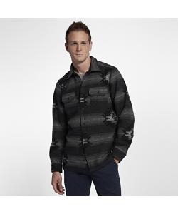Nike | Фланелевая Рубашка Hurley Pendleton
