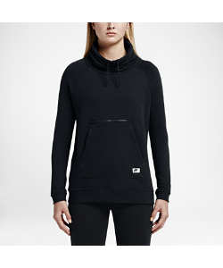 Nike | Женская Толстовка С Воротником-Трубой Sportswear Modern