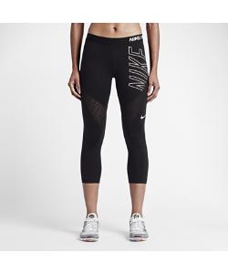 Nike | Капри Для Тренинга С Графикой Pro Hypercool