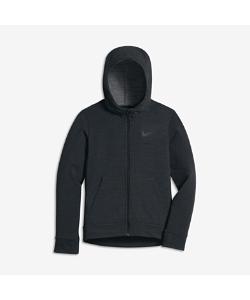Nike | Худи Для Тренинга Из Флисовой Ткани Для Мальчиков Школьного Возраста