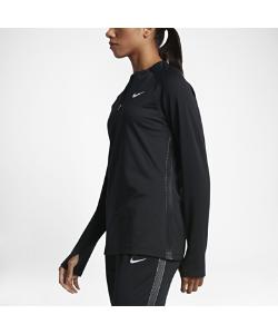 Nike | Игровая Футболка Для Тренинга С Молнией 1/4