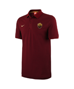 Nike | Поло Из Ткани Пике A.S. Roma Sportswear Authentic Grand