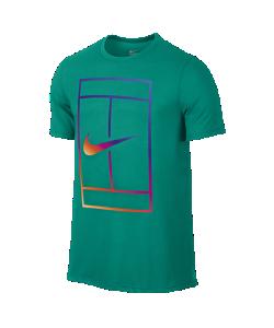 Nike | Футболка Court Iridescent