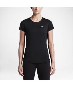 Nike | Футболка Для Бега С Коротким Рукавом Dry Miler