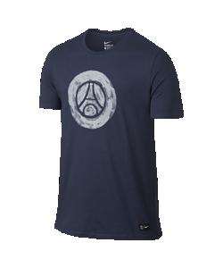 Nike | Мужская Футболка Paris Saint-Germain Crest