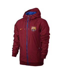 Nike | Куртка Fc Barcelona Authentic Windrunner