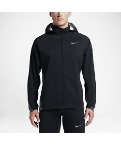 Nike | Мужская Куртка Для Бега Shield