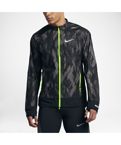 Nike | Мужская Беговая Куртка Flex