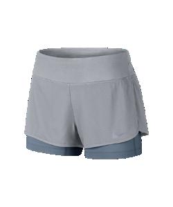 Nike | Беговые Шорты Rival 2-In-1 75 См