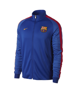 Nike | Куртка Fc Barcelona Authentic N98