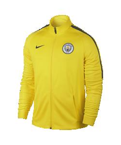 Nike | Мужская Футбольная Куртка Manchester City Fc Dry Strike