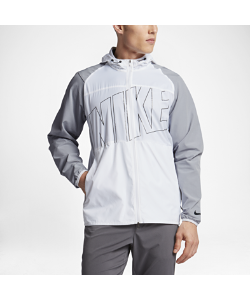 Nike | Мужская Куртка Для Гольфа Printed Packable Hooded