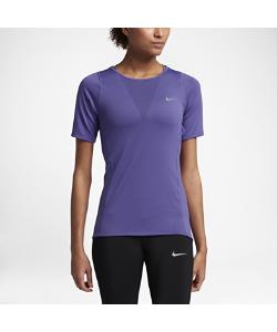 Nike | Женская Беговая Футболка С Длинным Рукавом Zonal Cooling Relay