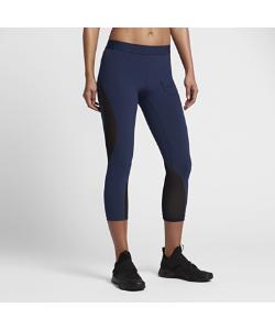 Nike | Женские Капри Для Тренинга Pro Hypercool