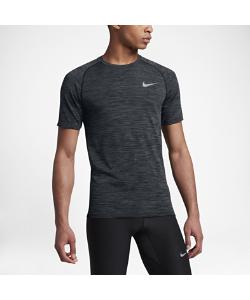 Nike | Мужская Беговая Футболка С Коротким Рукавом Dry Knit