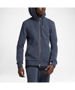 Nike | Мужская Худи С Полноразмерной Молнией Lab Essentials Fleece