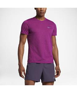 Nike | Мужская Беговая Футболка С Коротким Рукавом Breathe