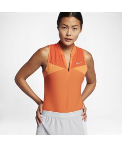 Nike | Рубашка-Поло Для Гольфа Zonal Cooling Swing Knit Racerback
