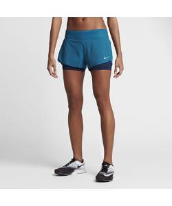 Nike   Беговые Шорты Flex 2-In-1 75 См