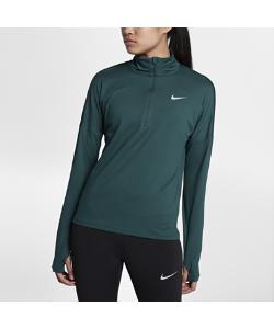 Nike | Беговая Футболка С Длинным Рукавом Element