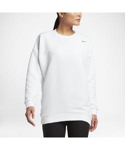 Nike | Женская Футболка Для Гольфа С Длинным Рукавом Bunker 3.0 Crew