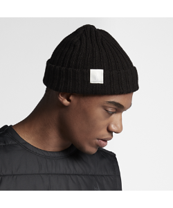 Nike | Вязаная Шапка Унисекс Nikelab Essentials Beanie