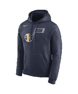 Nike | Флисовая Худи Нба Utah Jazz