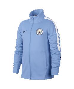 Nike | Футбольная Куртка Для Школьников Manchester City Fc Franchise