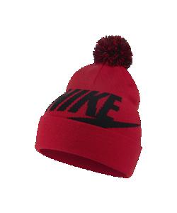 Nike   Трикотажная Шапка Для Школьников Sportswear Pom Beanie