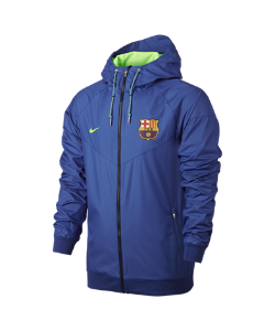 Nike | Мужская Куртка Fc Barcelona Authentic Windrunner