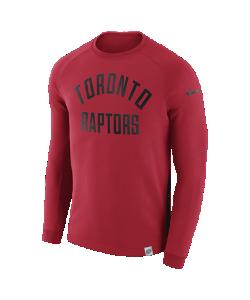 Nike | Свитшот Нба С Длинным Рукавом Toronto Raptors Modern