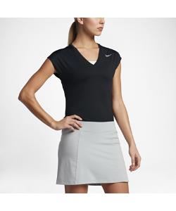 Nike | Женская Футболка Для Гольфа С Коротким Рукавом Dry