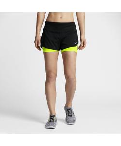 Nike | Женские Беговые Шорты Flex 2-In-1 75 См