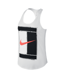Nike | Женская Теннисная Майка Court Dry