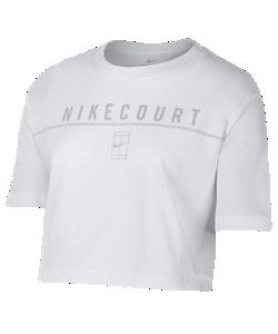 Nike | Теннисная Футболка С Логотипом Nikecourt