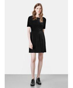 OSTIN | Полуприлегающее Платье С Открытыми Плечами
