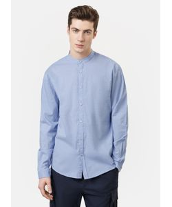 OSTIN | Однотонная Рубашка Из Хлопка
