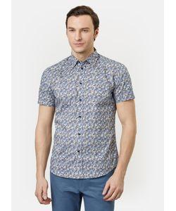 OSTIN | Рубашка С Принтом Рыбы