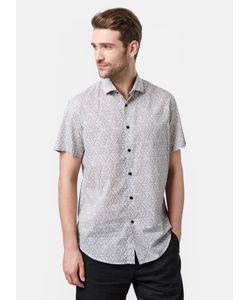 OSTIN | Рубашка Из Хлопка С Принтом