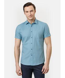 OSTIN | Рубашка Из Ткани В Микрополоску