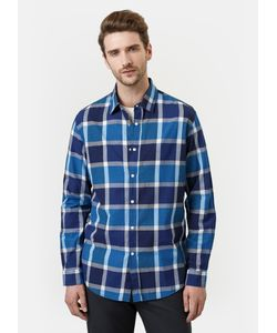 OSTIN | Рубашка В Платочную Клетку
