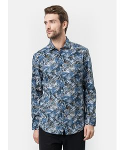 OSTIN | Рубашка С Флоральным Принтом